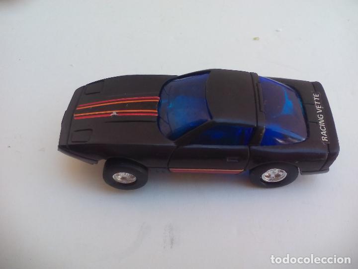COCHE SLOT CAR. RACING VETTE (Juguetes - Slot Cars - Magic Cars y Otros)