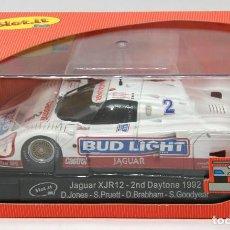 Slot Cars: JAGUAR XJR12 - 2º 24 HORAS DE DAYTONA 1992 SLOT.IT NUEVO. Lote 120746419