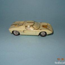 Slot Cars: ANTIGUO FORD GT ESCALA 1/32 DE STROMBECKER PAYA - AÑO 1960S. Lote 121117707