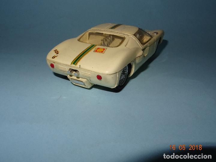 Slot Cars: Antiguo FORD GT Escala 1/32 de STROMBECKER PAYA - Año 1960s - Foto 2 - 121117707