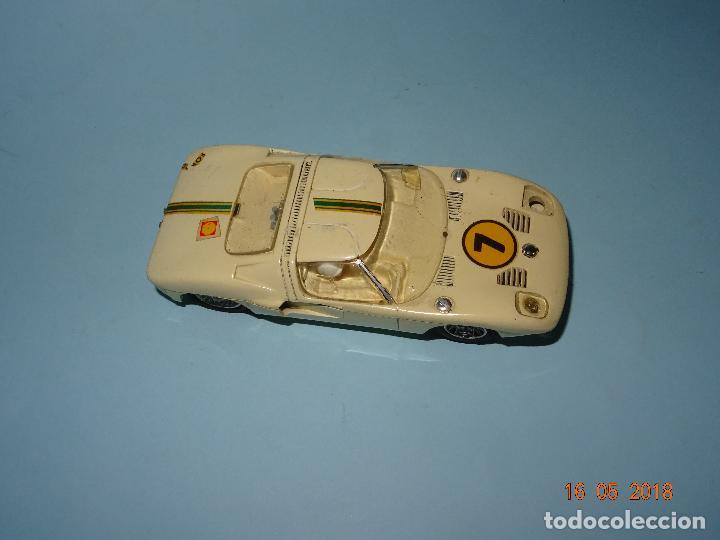 Slot Cars: Antiguo FORD GT Escala 1/32 de STROMBECKER PAYA - Año 1960s - Foto 4 - 121117707