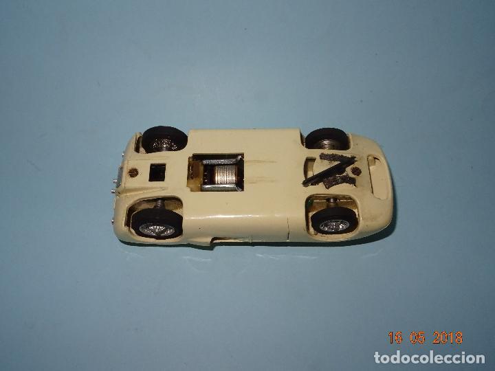 Slot Cars: Antiguo FORD GT Escala 1/32 de STROMBECKER PAYA - Año 1960s - Foto 5 - 121117707