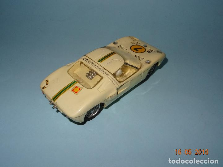Slot Cars: Antiguo FORD GT Escala 1/32 de STROMBECKER PAYA - Año 1960s - Foto 6 - 121117707