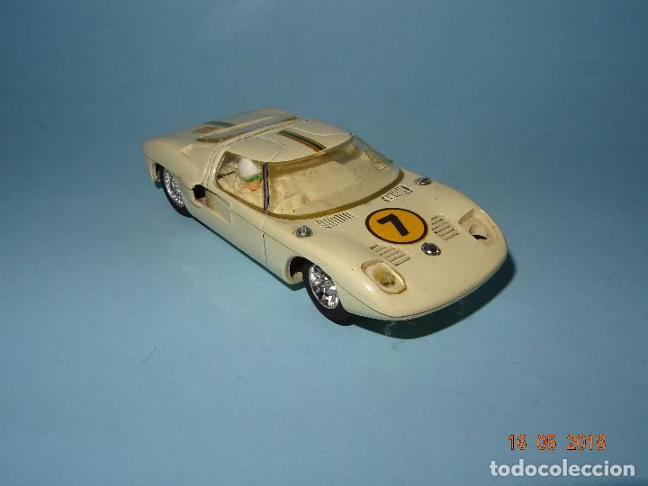 Slot Cars: Antiguo FORD GT Escala 1/32 de STROMBECKER PAYA - Año 1960s - Foto 7 - 121117707
