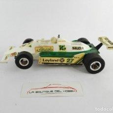Slot Cars: WILLIAMS FW07 SAUDIA LEYLAND MRRC AIRFIX 6004. Lote 121640603
