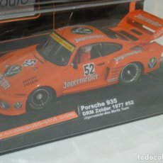 Slot Cars: PORSCHE 935 DRM JAGERMEIFTER SCALEAUTO/SCALEXTRIC. Lote 122242847