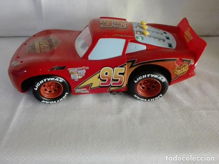 Coche Pixar Rust Eze Racing Center Lightning Mc Buy Slot Cars