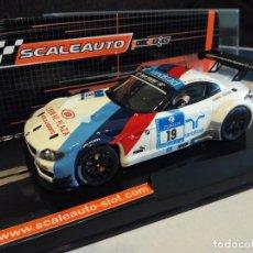 Slot Cars: SCALEAUTO BMW Z4 . Lote 125843951