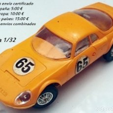 Slot Cars: JOUEF - MATRA JET 5 MADE IN FRANCIA - PLÁSTICO. Lote 95503651