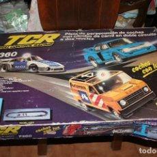 Slot Cars: PISTA TCR 7360. Lote 224287098
