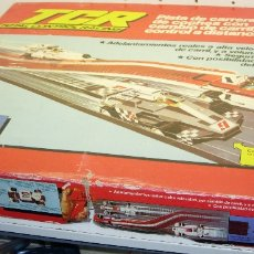 Slot Cars: CIRCUITO TCR 7200, SLOT, IDEAL TOYS / MODEL-IBER. Lote 126706498