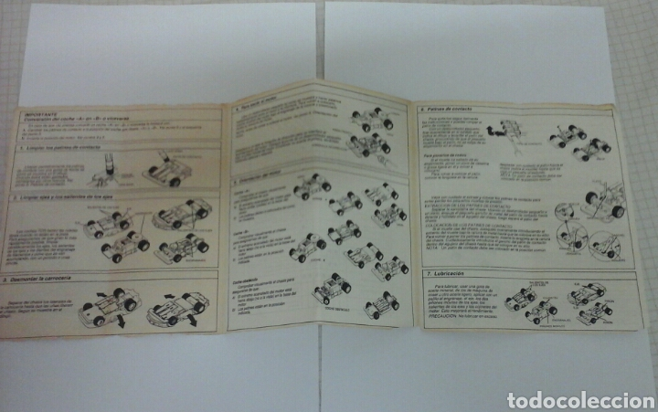 Slot Cars: TCR MODEL-IBER MANUAL - Foto 2 - 126889360