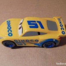 Slot Cars - DINOCO CRUZ - CARRERA GO !!! - CARS 3 - DISNEY/PIXAR - 126908035