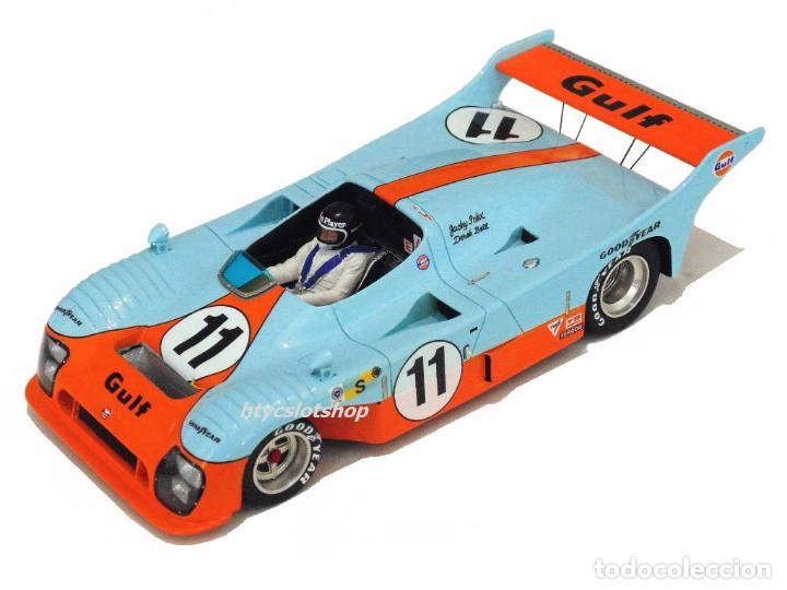 Slot Cars: LE MANS MINIATURES MIRAGE GR8 #11 GULF 1º 24 HS LE MANS 1975 JACKY ICKX / DEREK BELL 132045-11M - Foto 2 - 145492710
