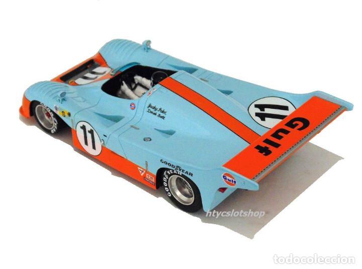 Slot Cars: LE MANS MINIATURES MIRAGE GR8 #11 GULF 1º 24 HS LE MANS 1975 JACKY ICKX / DEREK BELL 132045-11M - Foto 4 - 145492710