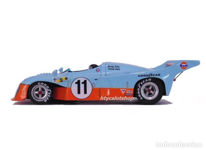 Slot Cars: LE MANS MINIATURES MIRAGE GR8 #11 GULF 1º 24 HS LE MANS 1975 JACKY ICKX / DEREK BELL 132045-11M - Foto 6 - 145492710