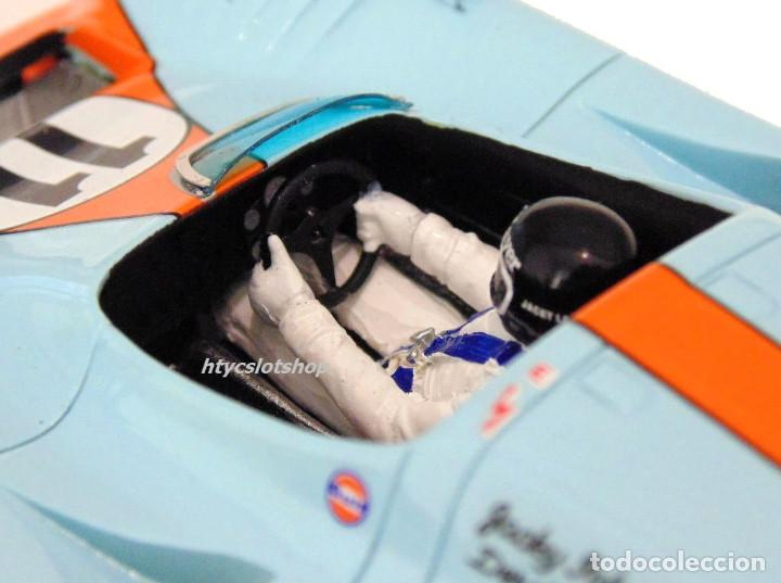 Slot Cars: LE MANS MINIATURES MIRAGE GR8 #11 GULF 1º 24 HS LE MANS 1975 JACKY ICKX / DEREK BELL 132045-11M - Foto 10 - 145492710