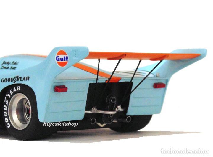 Slot Cars: LE MANS MINIATURES MIRAGE GR8 #11 GULF 1º 24 HS LE MANS 1975 JACKY ICKX / DEREK BELL 132045-11M - Foto 12 - 145492710