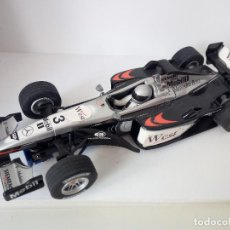 Slot Cars: COCHE SCALEXTRIC. HORNBY. MCLAREN MP4-16. Lote 128242339