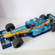 Slot Cars: COCHE SCALEXTRIC. HORNBY. RENAULT F1 TEAM. Lote 128242399