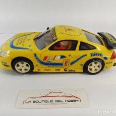Slot Cars: PORSCHE 911 GT3 SUPERCUP PROSLOT PS1025. Lote 128367631
