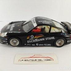 Slot Cars: PORSCHE 911 GT3 SUPERCUP PROSLOT PS1012. Lote 128367823