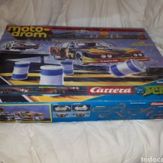 Slot Cars: SCALEXTRIC MOTO DROM CARRERA SERVO 140. Lote 128576303