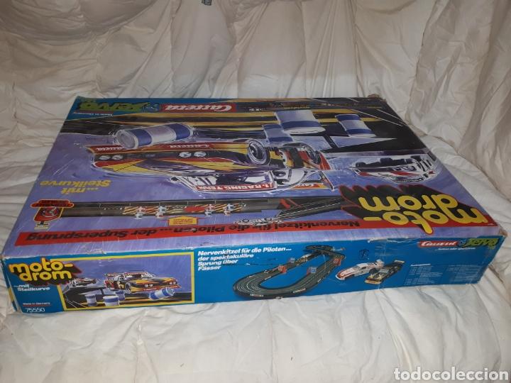 Slot Cars: SCALEXTRIC MOTO DROM CARRERA SERVO 140 - Foto 15 - 128576303