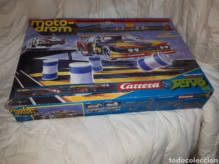 Slot Cars: SCALEXTRIC MOTO DROM CARRERA SERVO 140 - Foto 17 - 128576303