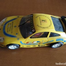 Slot Cars: PORSCHE 911 GT3 CHALLENGE CUP ** PRO SLOT PS 1049 * NINCO * SCALEXTRIC * TAL CUAL FOTOS. Lote 128783027