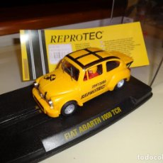 Slot Cars: REPROTEC. FIAT ABARTH 1000 TCR. 3º ANIVERSARIO REPROTEC. REF. 1965. Lote 129191647