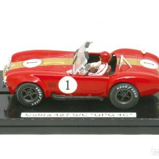Slot Cars: SHELBY COBRA 427 S/C -GPG 4C- (MRRC) NUEVO EN CAJA. Lote 129352299