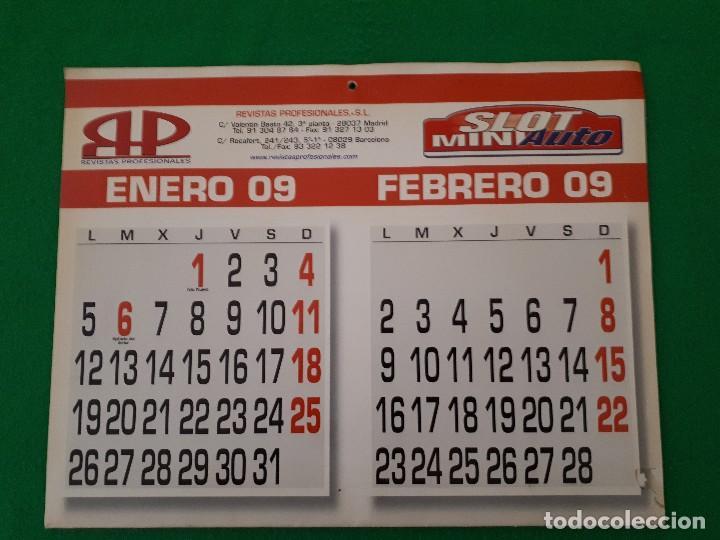 Slot Cars: Calendario 2008 Slot MiniAuto - Foto 2 - 130225606