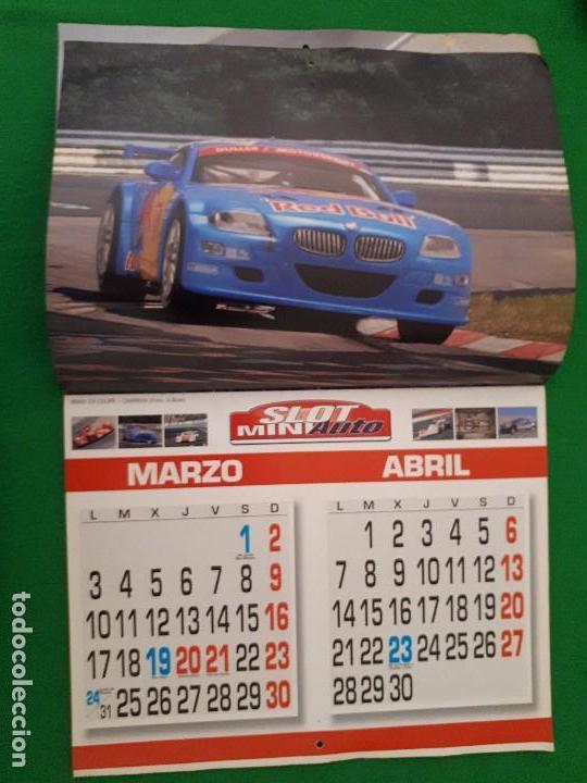Slot Cars: Calendario 2008 Slot MiniAuto - Foto 4 - 130225606