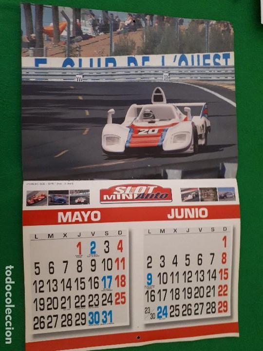 Slot Cars: Calendario 2008 Slot MiniAuto - Foto 5 - 130225606