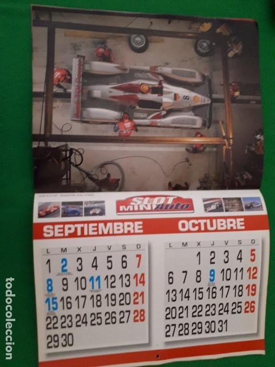 Slot Cars: Calendario 2008 Slot MiniAuto - Foto 7 - 130225606