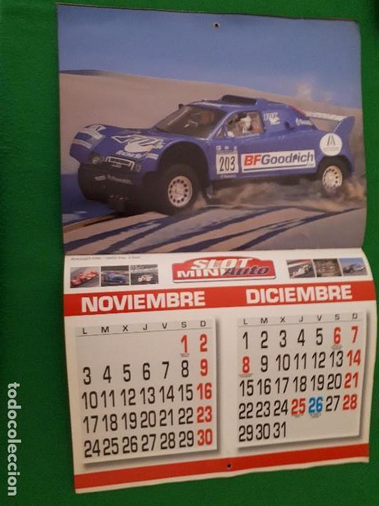 Slot Cars: Calendario 2008 Slot MiniAuto - Foto 8 - 130225606