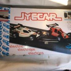 Slot Cars: PISTA CIRCUITO JYECAR DE JYESA. Lote 130707894