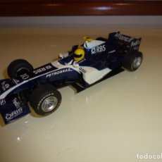 Slot Cars: SUPERSLOT. PLANETA. COLECCIÓN F1 SUPERSLOT. WILLIAMS FW26 F1.. Lote 131097692
