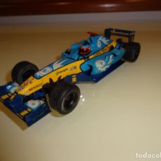 Slot Cars: SUPERSLOT. PLANETA. COLECCIÓN F1 SUPERSLOT. RENAULT F1 ALONSO Nº1. Lote 131097736