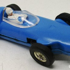 Slot Cars: JOUEF BRM AZUL - MADE IN SPAIN. Lote 131134732