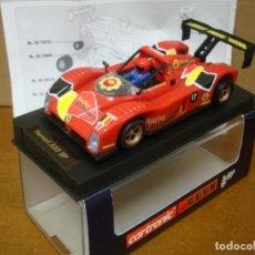 Slot Cars: CARTRONIC FERRARI 333SP REF 363780 NUEVO CON SU CAJA ORIGINAL. Lote 132137802