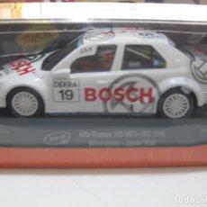 Slot Cars: CA45A - ALFA ROMEO 155 Nº 19 BOSCH ITC 1996 DE SLOT.IT. Lote 132471266