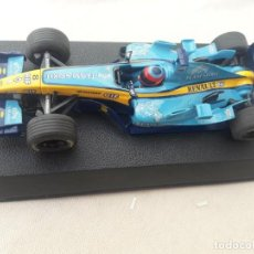 Slot Cars: RENAULT R24-FERNANDO ALONSO-8-SUPERSLOT-HORNBY-1/43-A NUEVO!. Lote 132817002