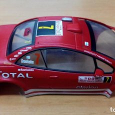 Slot Cars: CARROCERIA 1/24 PEUGEOT 307 SLOT . Lote 133286218