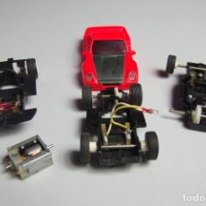 Slot Cars: DESGUACE MINI SCALEXTRIC Y PORSCHE 959 1/43 MATTEL/ AFX /ARTIN 1:43. Lote 133828678