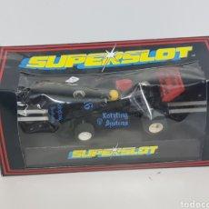 Slot Cars: SUPERSLOT FÓRMULA 1 ALEMÁN 16 KÖTZING SPSTEMS. Lote 133913766