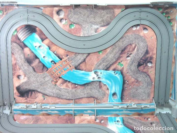 Slot Cars: MALETIN MICRO MACHINES - PISTA CIRCUITO -MICROMACHINES -MICROMACHINES MACHIN MALETIN - Foto 3 - 175708678