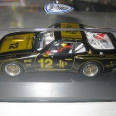 Slot Cars: PORSCHE 924 EDICION NUMERADA Y EXCLUSIVA EN URNA DE JOHN PLAYER SPECIAL DE FALCON SLOT. Lote 208329011