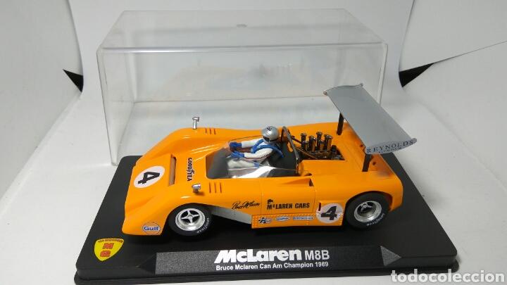 mg vanquish mclaren m8b 1969 - sold through direct sale - 134943566
